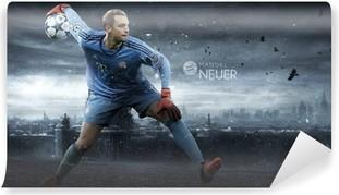 Vinylová Fototapeta Manuel Neuer
