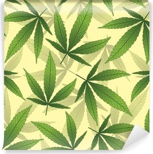 Vinylová Fototapeta Marihuana