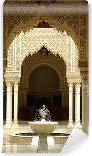 Vinylová Fototapeta Marocké Architektura Interiéry