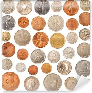 6175b2566 Fototapeta Staré mince datováno 1900, jeden Pfennig • Pixers® • Žijeme pro  změnu