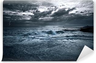 Vinylová Fototapeta Mořská bouře