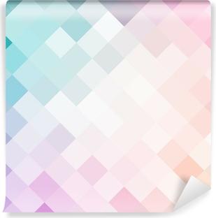 Vinylová Fototapeta Mosaic barevný vzor