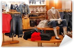 798a83507347 Fototapeta Abstraktní móda dívka Nakupování - ilustrační • Pixers® • Žijeme  pro změnu