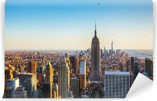 Vinylová Fototapeta New York City panoráma
