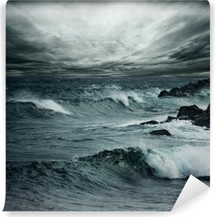 Vinylová Fototapeta Ocean bouří