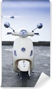Vinylová Fototapeta Old Style Motocykl