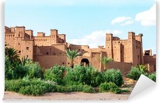 Vinylová fototapeta Opevněné město Ait Ben Haddou (Maroko)