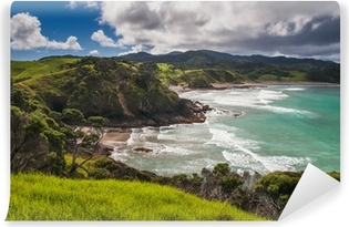Vinylová Fototapeta Osamocené pláže v Bay of Islands, Northland Nový Zéland