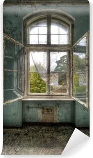 Vinylová fototapeta Otevřít okno