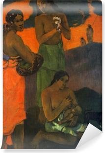 Fototapeta winylowa Paul Gauguin - Macierzyństwo