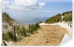 Vinylová Fototapeta Pláž / Ameland