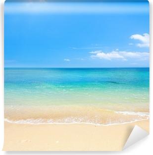 Fototapeta winylowa Plaża i tropikalnych morza