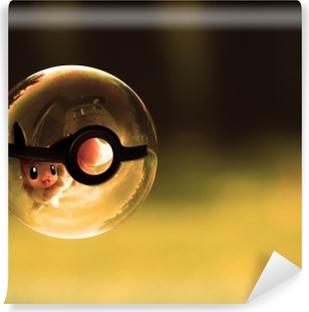 Fototapeta winylowa Pokemony