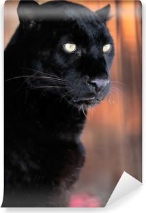 Fototapeta winylowa Portret leopard