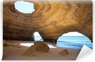 Vinylová Fototapeta Portugalsko - Algarve - Benagil - Sea-jeskyně