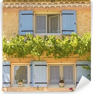 Vinylová Fototapeta Provence, dům ve francouzské vesnici. Francie.