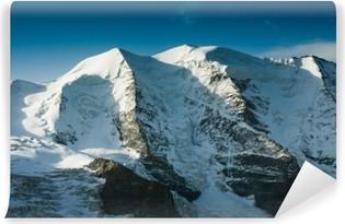 Fototapeta samoprzylepna Alpy Szwajcarskie zimą