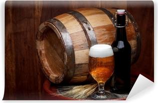 Fototapeta samoprzylepna Beczka piwa