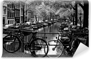 Fototapeta samoprzylepna Bloemgracht d'Amsterdam