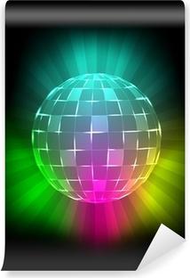 Fototapeta samoprzylepna Disco ball