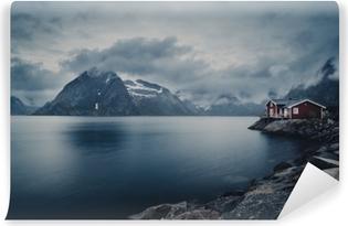 Fototapeta samoprzylepna Fischerhütte