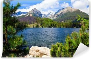 Fototapeta samoprzylepna Jezioro w Słowacji
