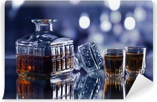 Fototapeta samoprzylepna Karafka whisky