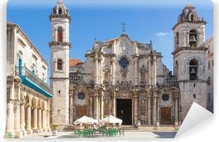 Fototapeta samoprzylepna Katedra w Hawanie