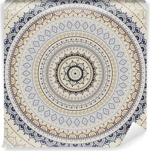 Fototapeta samoprzylepna Mandala. indian wzór dekoracyjny.