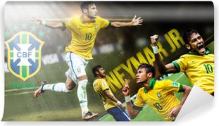 Fototapeta samoprzylepna Neymar