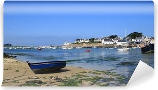 Fototapeta samoprzylepna Portsall port, Bretania, Finistere portsall, żeglarstwo, wędkarstwo