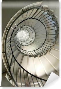 Fototapeta samoprzylepna Schody spiralne