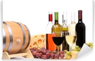Fototapeta samoprzylepna Skład wina