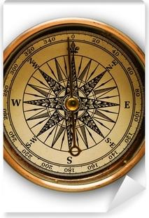 Fototapeta samoprzylepna Stary kompas