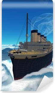Fototapeta samoprzylepna Titanic Cruiseship