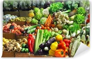 Fototapeta samoprzylepna Warzywa