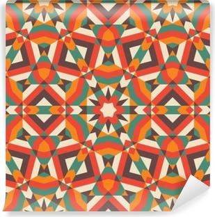 Vinylová Fototapeta Seamless Mosaic Pattern