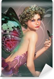 Fototapeta winylowa Spotkaj motyla