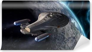 Vinylová Fototapeta Star Trek