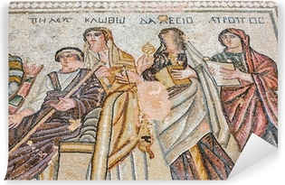 Fototapeta winylowa Starożytna Mosaic