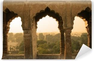 Fototapeta winylowa Starożytny budowa, india