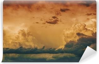 Vinylová Fototapeta Stormy Horizon