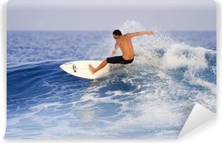 Fototapeta winylowa Surfowania Malediwów