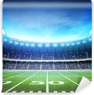 Vinylová Fototapeta Světlo amerického stadionu