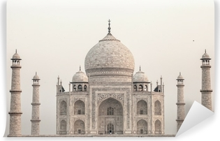 Vinylová Fototapeta Taj mahal.famous historická památka v Indii, Agra, Uttar Pradesh