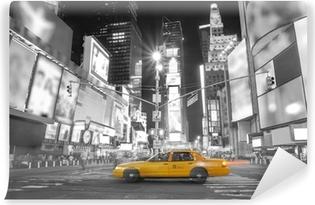 Vinylová Fototapeta Taxi v New Yorku