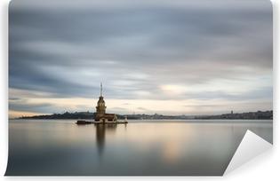 Vinylová Fototapeta The Maiden Tower v Istanbulu v Turecku