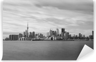 Vinylová Fototapeta Toronto Skyline od východu
