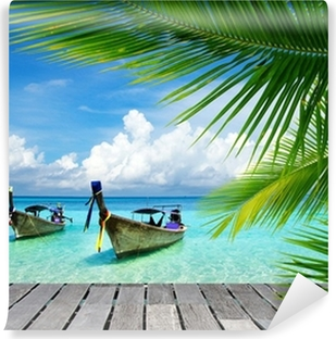 Vinylová Fototapeta Tropické moře