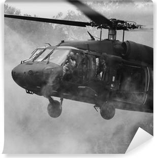 Vinylová Fototapeta UH-60 Blackhawk vrtulník